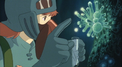 Beautiful wasteland: Nausicaa of the Valley of the Wind (1984