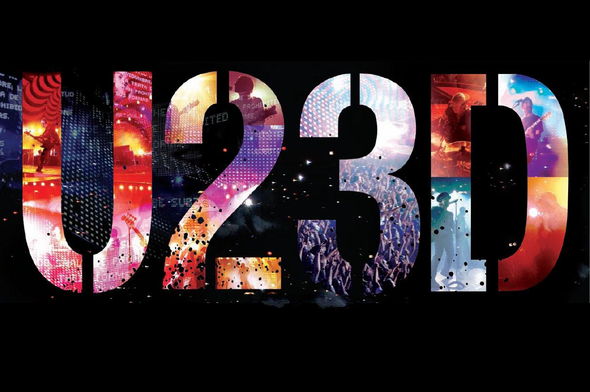 Movies I've Seen: U2:3D (2008) | Quiet Bubble