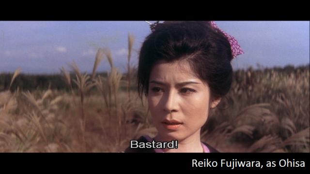 Zatoichi 05 (Reiko Fujiwara)