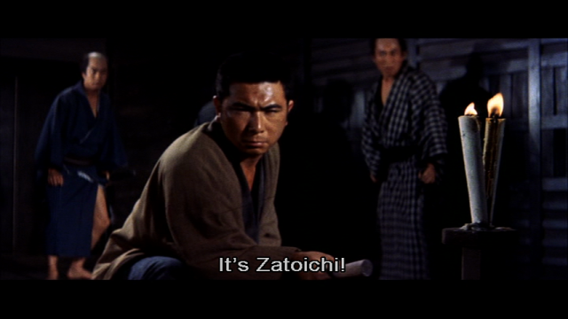 Zatoichi 05 (showing off)