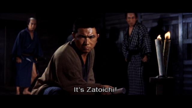 Zatoichi 05 (showing off)